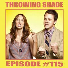 Did you download Beyonce's new album? Did you send your grandmother flowers? All of those questions and more are answered on this week's Throwing Shade. Erin talks about the serious shade being thrown at women by Time Magazine, Bryan discusses the five-steps-back anti-gay law in India that criminalizes gayness, and Erin's mom is our special guest! She gives us her thoughts on Meg Ryan, snakes and Erin's perms.