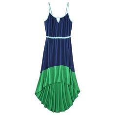 Merona® Petites Sleeveless High-Low Maxi Dress - Assorted Colors