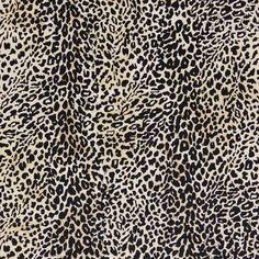 Microsan Leopard 1 - tica de pêlo de animal e couro - Trends de decoração 2013