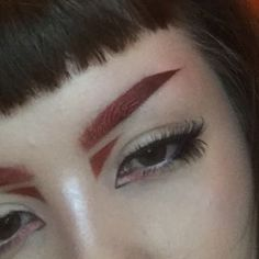 category is: eyebrows