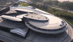 Chinas Star Trek Enterprise Building