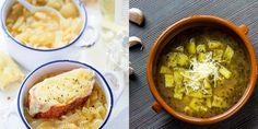 Famózna cibuľačka a cesnačka Cheeseburger Chowder, Soup, Ethnic Recipes, Soups