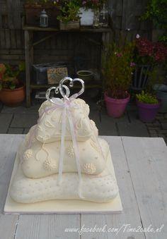 Bruidstaart Kussens