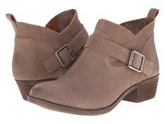 Kalesa - I have these and am wearing them a lot lately! Lucky Brand Boomer Brindle