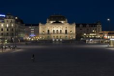 Gallery of How Zurich's Understated Night Lighting Strategy Enhances Local Identity - 4