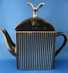 Vintage Teapot Figural Rolls Royce Radiator by AntiquesAndTeacups on Etsy