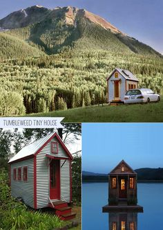 Tumbleweed Tiny House. I want one!