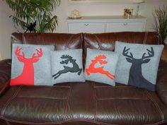 Christmas pillows, christmas decoration