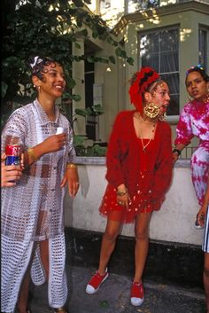 Notting Hill Carnival | Ph: Giles Moberly | St Lukes possee 1994