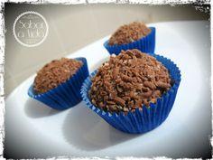 Brigadeiro Gourmet de Chocolate Crunch