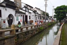 The canals and the Old town of Suzhou have been declared a UNESCO Heritage site. It is a very ancient city and one we enjoyed very much exploring!