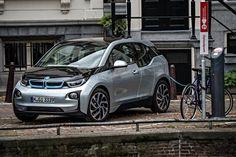 Test Drive: 2014 BMW i3 -PopMech