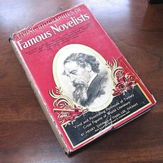 Living Biographies of Famous Novelists ($10) — gifts for writers