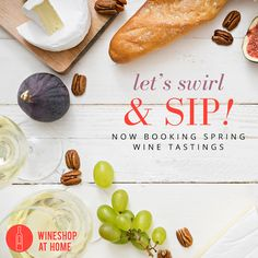 Spring is in the air and it's the perfect time for sipping & swirling! Contact me for available dates. https://multibra.in/d839m