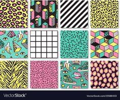 Find Memphis Seamless Patterns Geometric Animals Grid stock images in HD and millions of other royalty-free stock photos, illustrations and vectors in the Shutterstock collection. Thousands of new, high-quality pictures added every day. 90s Pattern, Pattern Art, Abstract Pattern, Pattern Design, 90s Design, Memphis Pattern, Easy Canvas Painting, Memphis Design, Graphic Patterns