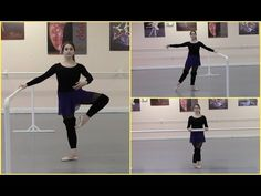 Easy Ballet Barre Workout