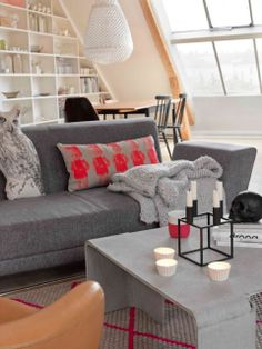 SPACE FOR INSPIRATION: Norwegian house tour..