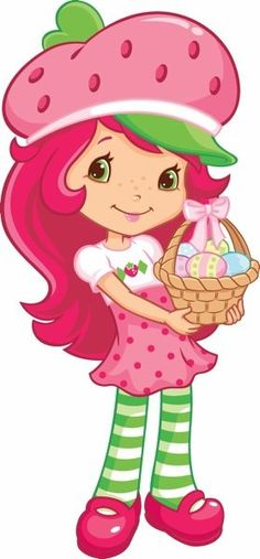 Photo Of Strawberry Shortcake Pictures For Fans Of