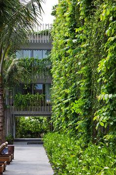 Naman Retreat Babylon by Vo Trong Nghia Architects | Hotels