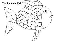 Squish Preschool Ideas: Fish Seen