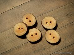 Arbutus Tree buttons