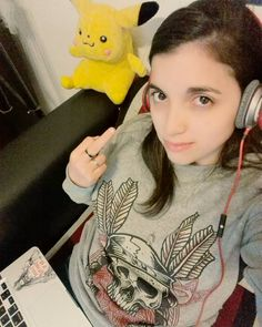 Editando con Pikachu #selfie #me #girl #happy #bored #followme #instagood #likeforlike #instalike #f4f #instaselfie
