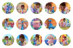 15 Doc Mcstuffins bottle cap images wil be emailed to your paypal email(unless otherwise noted).