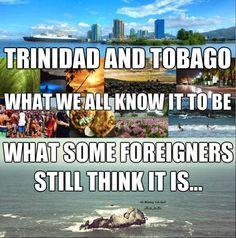 Trinidad I love.....