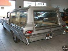 Bella Morte: 1959 Pontiac Italian Hearse conversion........very cool!!!!