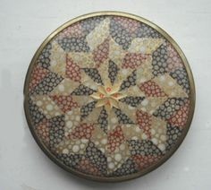 1930s VINTAGE L'AIMANT - POWDER COMPACT by Coty.