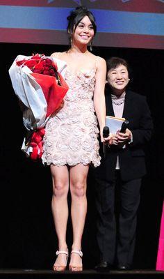 Vanessa Hudgens High School Musical 3 Premiere in Tokyo January 28 2009