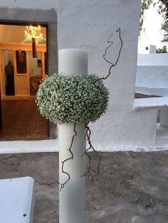 Scented Candles, Vase, Wedding Ideas, Bridal, Design, Flower Arrangements, Valentines Day Weddings, Bride, Brides