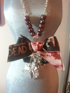 Just bought this awesome necklace from 2KoolJewels. Ready for the season premiere in October!!