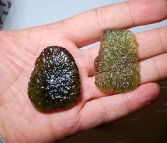 How to spot fake Moldavite