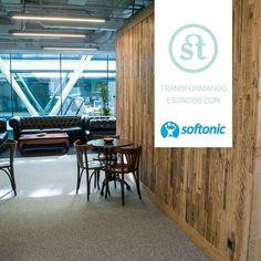 Nuestro trabajo junto a @softonic es parte de nuestro compromiso con la sostenibilidad y el reciclaje que, con su labor, cuida de nuestro entorno.  Our work with @softonic is part of our mission to promote sustainability, recycling and social inclusion.  Post design @dianastanga. Photo @jordiroyphoto. . . . . . . . . . .  #loungearea #loungeseating  #newsoftonichq #softonic #barcelona #mediatic #leafeco #ecofriendly #zerodechet #wastenot #notrash #zerowaste #zerowastehome…