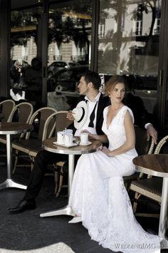 cymbeline - gala   lace wedding dress