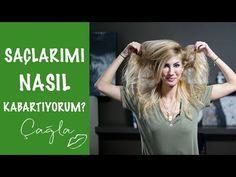 Çağla | Saçlarımı Nasıl Kabartıyorum | Güzellik - Bakım - YouTube