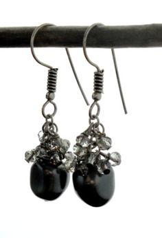 the Carli by amusedjewelry on Etsy, $15.00... Pretty, pretty...