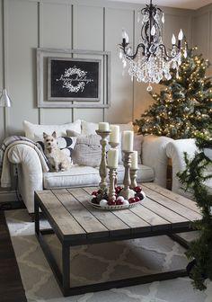 Modify Ink Happy Holidays AKA Design Living Room