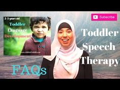 Toddler Language Development 2-3 years old | Speech Therapy FAQs - YouTube www.amnafares.com