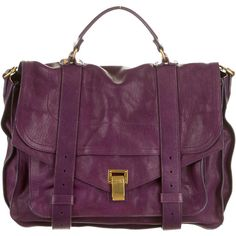 Coach Prarie Leather Satchel Bag ($380) ❤ liked on Polyvore ...