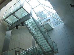 Glass Steps 1