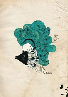 Pisces love.