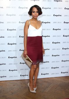Kerry Washington is just one Emmy Nominee with awesome style