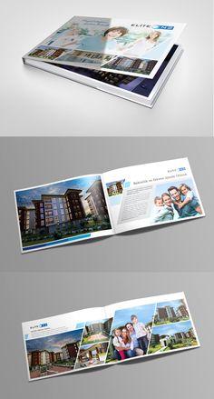 Elite ON2 Katalog Tasarımı ve Baskısı