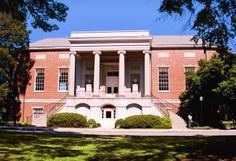 Chartered in 1836, Wesleyan College in Macon, GA was the first college in the world to grant degrees to women.
