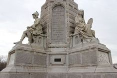 Plymouth, Ma, Forefathers monument