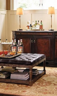 Enjoy the convenience of having chilled beverages and snacks in a master bedroom or guest suite. Our expertly constructed cabinet keeps beer, wine, mixers, water, fresh fruit, and cocktail condiments chilled and ready to consume.