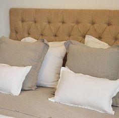 Cabecera para cama de dos plazas camas de 2 plazas - Respaldos para camas ...