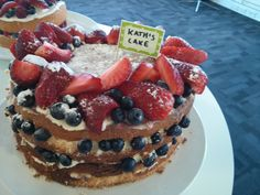 Kath's cake was amazing. Lets see what you've got! #coffeemorning #baking